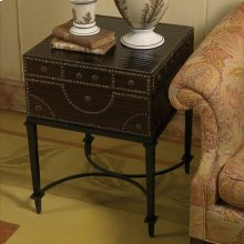 Document Box End Table