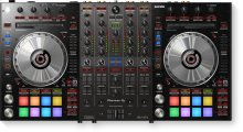 4-channel DJ controller for Serato DJ Pro