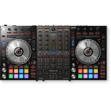 4-channel DJ controller for Serato DJ Pro