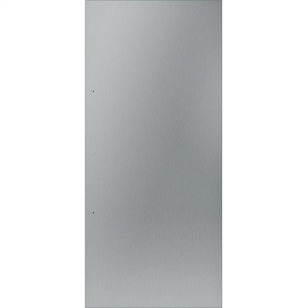 "Thermador 36"" Flat Panel Stainless Steel"