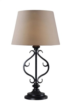 Clairmont - Table Lamp