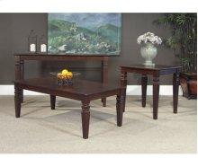 Sofa Table / Coffee Table / End Table Rich Mocha