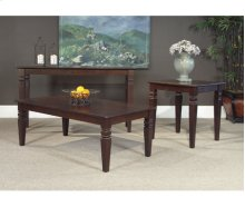 Sofa Table / Coffee Table / End Table Rich Mocha