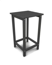 """Slate Grey 26"""" Counter Side Table Product Image"""
