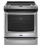 6.4 cu. ft. Front Control Electric Range with the FIT System Product Image