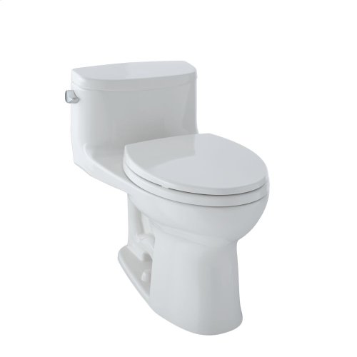 Supreme® II One-Piece Toilet, Elongated Bowl - 1.28 GPF - Colonial White