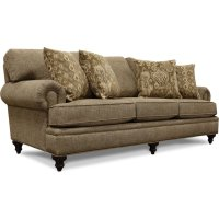 June Sofa with Nails 2A05N Product Image