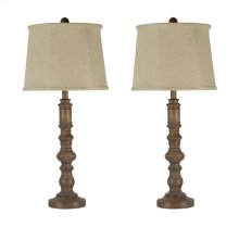 2700 Table Lamps (Set of 2)