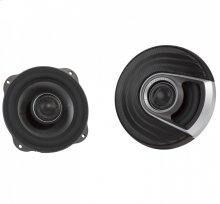 """MM1 Series 5.25"""" Coaxial Speakers with Ultra-Marine Certification in Black and Silver"""