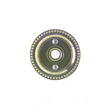 Maddox Doorbell Button Silicon Bronze Brushed