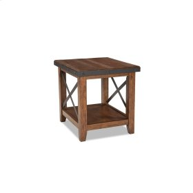 Living Room - Taos End Table