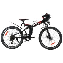 Folding Pedal Assist Electric Mountain Bike