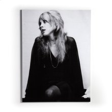 "18""x24"" Size Hd Metal On Acrylic Style Stevie Nicks"