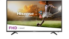 "40"" class H5 series - Hisense 2018 Model 40"" class H5E (39.6"" diag.) Full HD Smart TV"