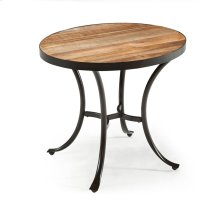 Emerald Home Berkeley Oval End Table Natural T140-1