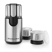 KitchenAid® Coffee and Spice Grinder - Onyx Black Product Image