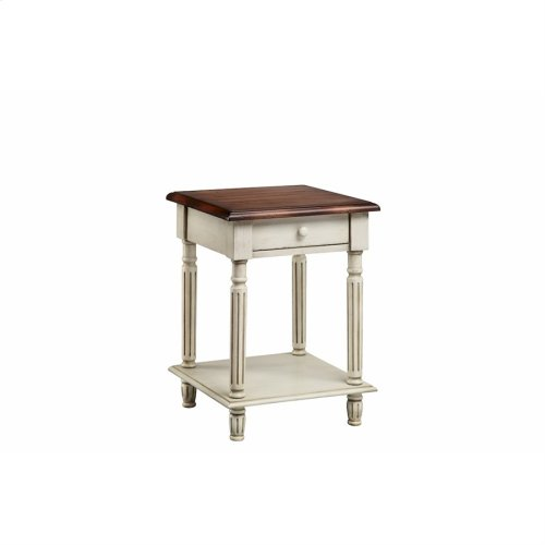 Emeric 1-drawer Accent Table