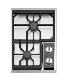"15"" Gas Cooktop"