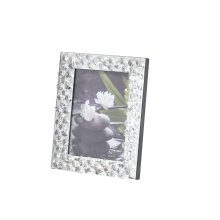 Modern 4*6 photoframe in clear