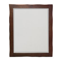 Sonora Faux-Live Edge Accent Mirror