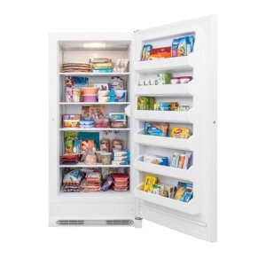 20.9 Cu. Ft. Upright Freezer