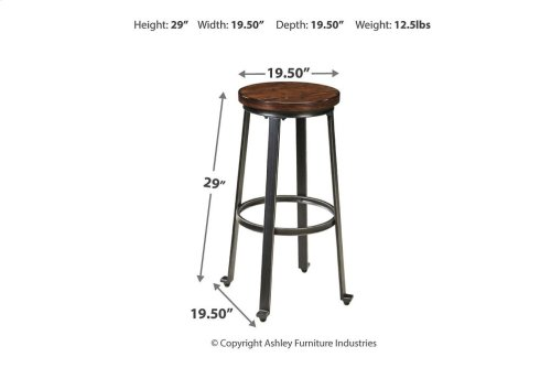 Tall Stool (2/CN)