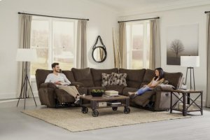 Power Lay Flat Reclining LSF