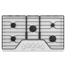 36-inch Gas Cooktop with 5 Burners