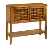 Bayberry Server - Oak Product Image