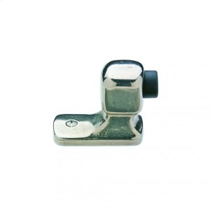 Short Floor Door Stop - DS201 Silicon Bronze Brushed Product Image