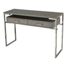 Mezzanine Console In Stainless