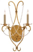 Crystal Lights Wall Sconce Product Image