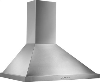 """30"""", Stainless Steel, Traditional Canopy, 500 CFM, Electronic Control"""
