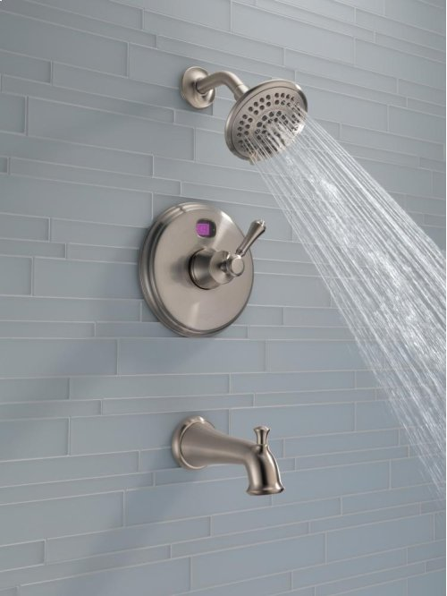 Stainless MultiChoice ® 14 Series Temp 2 O ® Tub & Shower