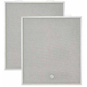 "Type D2 Aluminum Micro Mesh Grease Filter 15.725"" x 16.875"" x 0.375"""