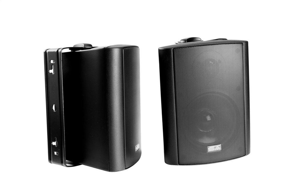 Pair of Bluetooth Speakers  STAINLESS STEEL