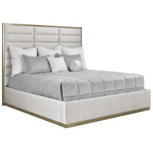Palo Alto Contemporary Bed