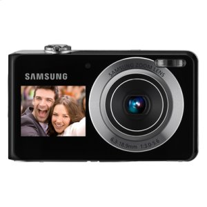DualView 12.2 Megapixel Dual LCD Digital Camera