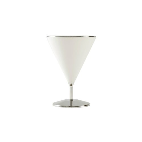 aquamarine' Mixology (stainless Steel, Small) Accent Table, aquamarine' Lacquer