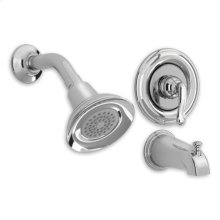 Winthrop 4 Piece Bath Kit - Brushed Nickel