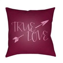 "True Love HEART-025 18"" x 18"""