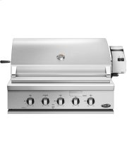 """36"""" Traditional Grill With Rotisserie, Griddle and Hybrid Ir Burner Product Image"""