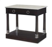 Kingsley Night Stand Oxford Finish