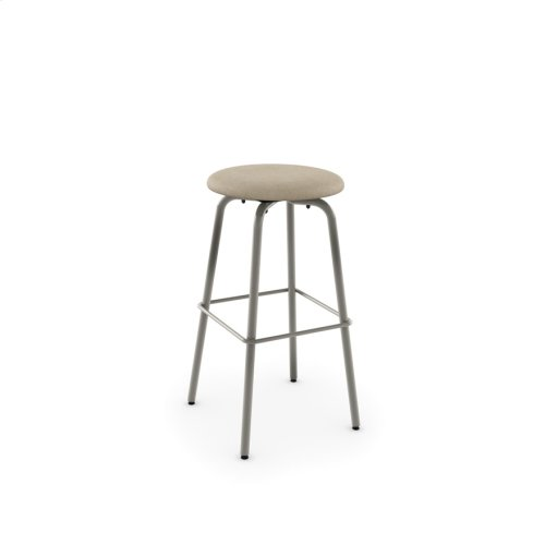 Button Swivel Stool (cushion)