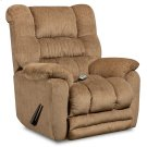 Massaging Temptation Fawn Microfiber Rocker Recliner with Heat Control Product Image
