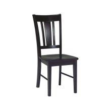 San Remo Chair in Rich Mocha