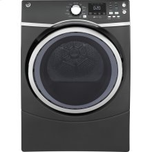 GE® 7.5 cu. ft. Capacity Front Load Gas Dryer with Steam