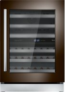 24 inch UNDER-COUNTER WINE RESERVE WITH GLASS DOOR T24UW900RP Product Image