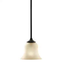 Wedgeport Collection Wedgeport 1 Light Mini Pendant in Olde Bronze