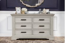 Holloway 6-Drawer Double Dresser